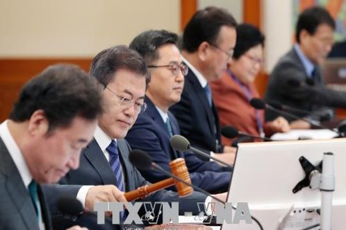 РК придает важное значение роли Японии в процессе мирного урегулирования на Корейском полуострове