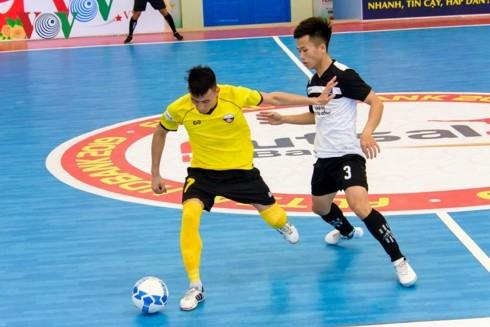Ву Куок Хынг - золотой игрок футзала Вьетнама
