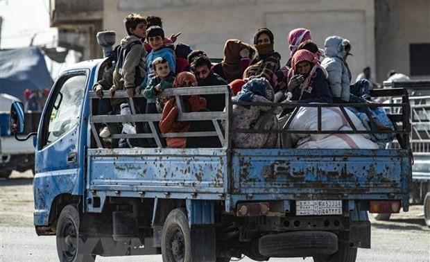 ООН прилагает усилия для оказания гуманитарной помощи мирным жителям Сирии