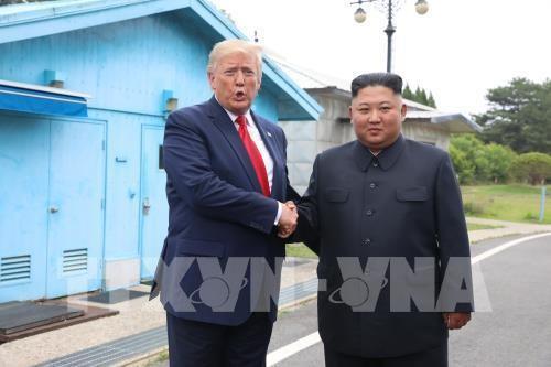 Разведка Южной Кореи сообщила о планах Ким Чен Ына встретиться с Трампом