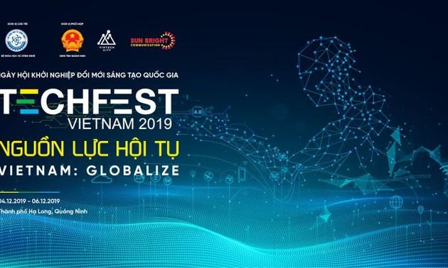 В провинции Куангнинь проходит Techfest Vietnam 2019