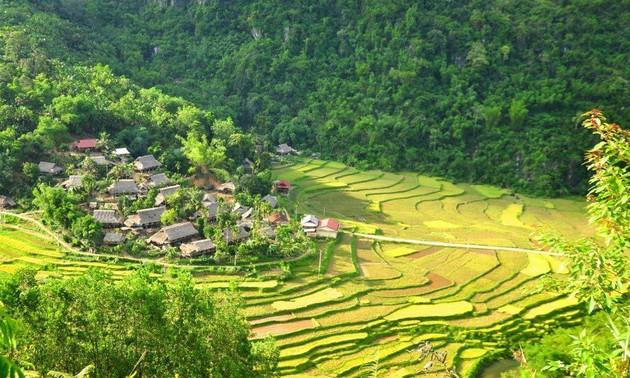 Заповедник Пулуонг – рай в провинции Тханьхоа