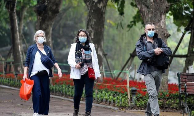 В первом квартале 2020 года число иностранных туристов во Вьетнаме снизилось более чем на 18%