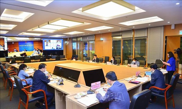 В Ханое открылось 27-е заседание комитета Нацсобрания СРВ по юридическим вопросам