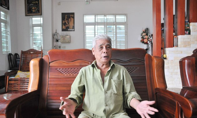 Генерал-майор Ле Тхань Шон и его вклад в призыв общества на строительство домов в дар однополчанам