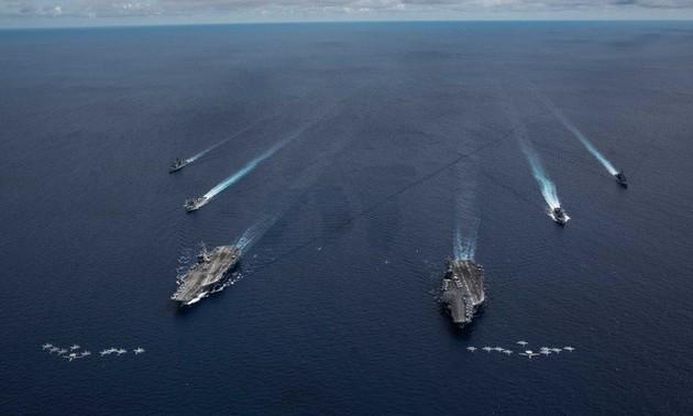 США отвергли ряд территориальных претензий Китая в Восточном море