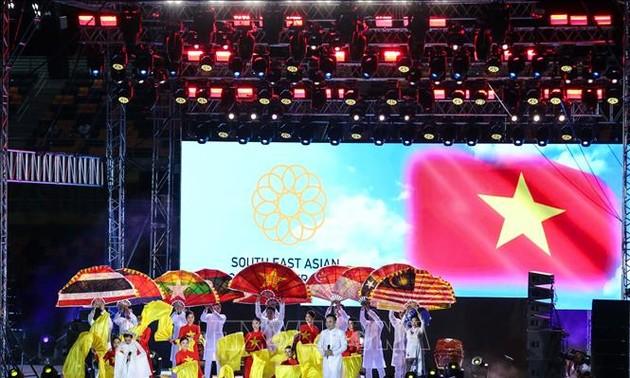 В Ханое пройдут 31-е Игры Юго-Восточной Азии