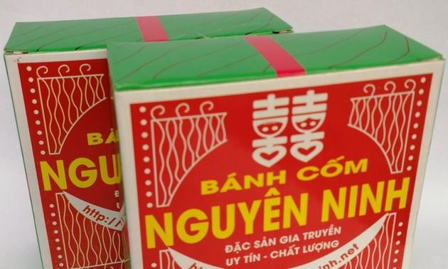 Пирожки «баньком» из молодого зеленого клейкого риса – деликатес, несуший в себе традиционную черту столичного города