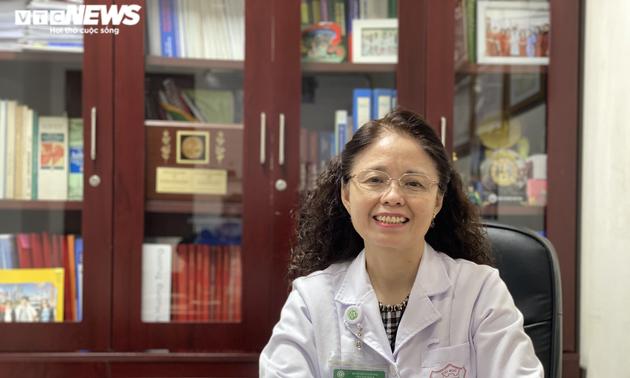 О доценте, докторе наук Чыонг Тхань Хыонг, которая нашла новое направление в лечении сердечно-сосудистых заболеваний