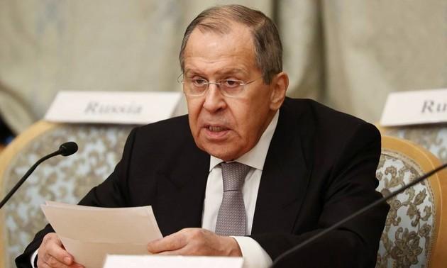 Лавров заявил, что Договор о дружбе с Китаем будет продлен