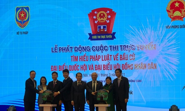 Объявлено начало онлайн познавательного конкурса «Закон о выборах в Национальное собрание и народные советы»