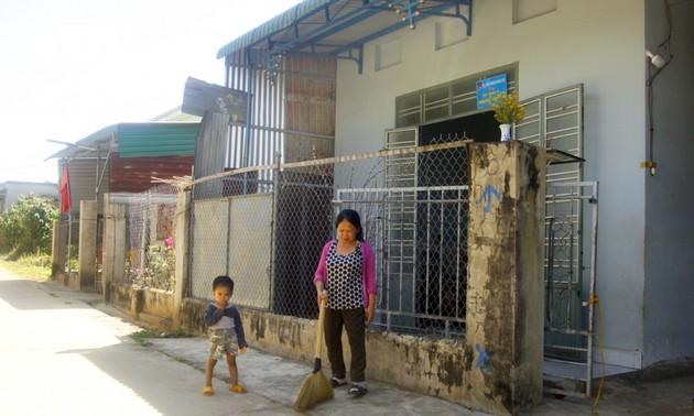 Плечом к плечу в оказании помощи малоимущим семьям в строительстве домов