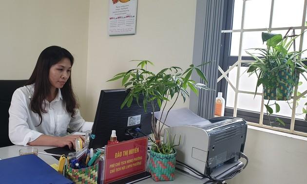 О Дао Тхи Хуен, которая посвящает себя охране окружающей среды