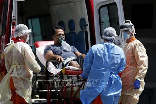 Более 162,5 миллиона человек во всем мире заражены COVID-19