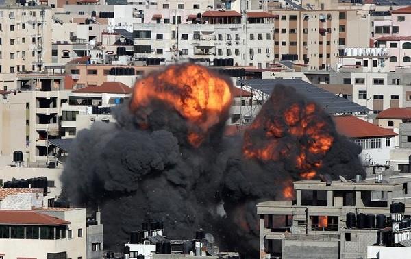 Конфликт между Израилем и Палестиной в секторе Газа продолжает оставаться напряженным