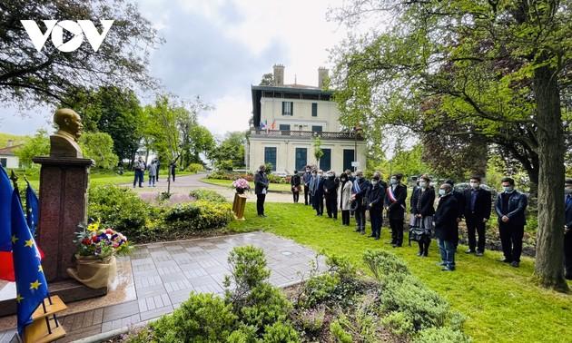 Во многих странах мира прошли различные мероприятия по случаю 131-й годовщины со дня рождения президента Хо Ши Мина