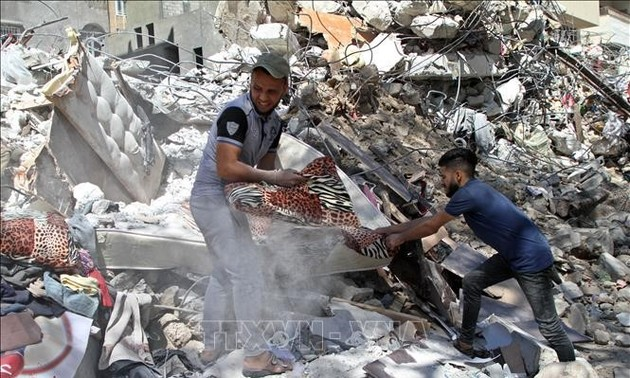 ООН призвала активизировать политический процесс в секторе Газа