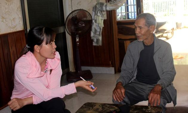 О старейшине Й Йох Кбуоре, который активно занимается социальной деятельностью