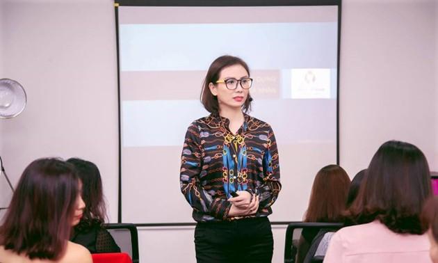 Nancy Nguyen, 싱가포르의 베트남 여성 사업을 연결하고 확장시키는 여자
