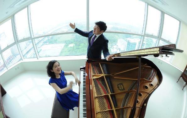 피아니스트 짱찐 (Trang Trịnh)
