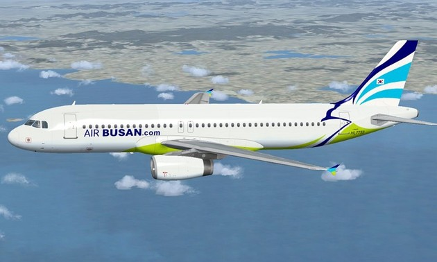 Hãng hàng không Hàn Quốc tăng cường các chuyến bay tới Đà Nẵng