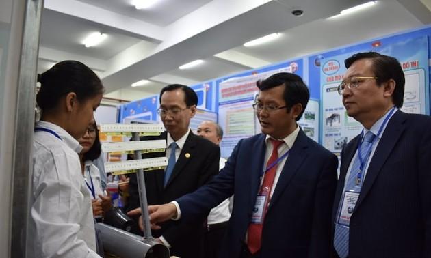 Học sinh 32 tỉnh thành tham gia cuộc thi Khoa học, Kỹ thuật cấp quốc gia