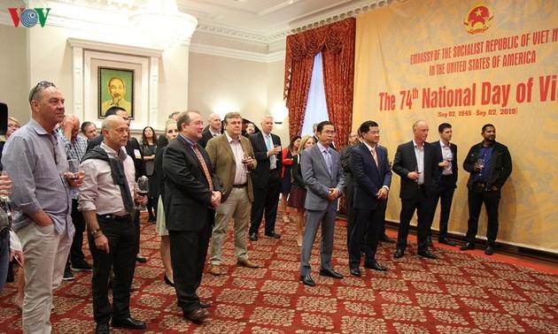 Các doanh nghiệp Hoa Kỳ tiếp tục muốn hợp tác với Việt Nam trong lĩnh vực thủy sản
