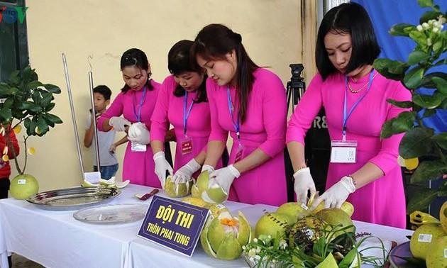Yên Bái tổ chức Lễ hội Bưởi Đại Minh và khám phá Danh thắng Quốc gia Hồ Thác Bà