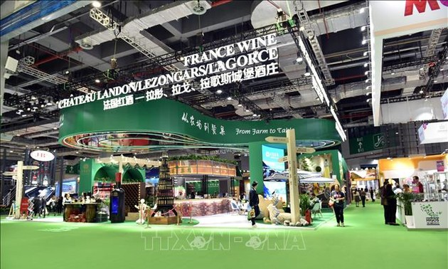 Việt Nam tham dự Hội chợ nhập khẩu quốc tế Trung Quốc 2019
