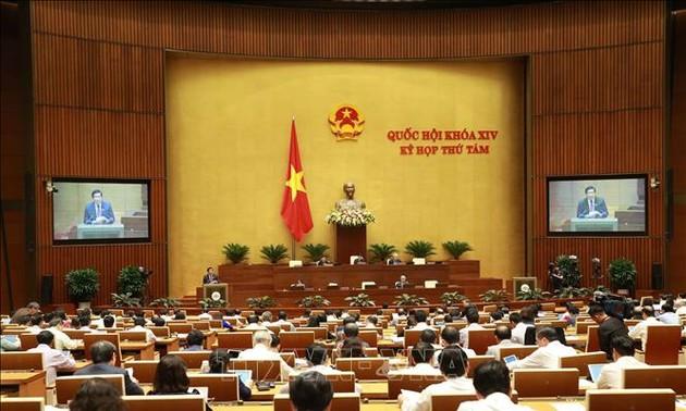Quốc hội thảo luận dự án Luật đầu tư theo hình thức đối tác công tư