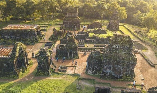 Liên kết khai thác bền vững các giá trị Di sản Văn hóa thế giới Mỹ Sơn
