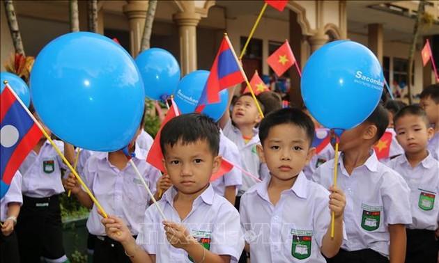 Duy trì tình yêu tiếng Việt nơi đất nước triệu voi