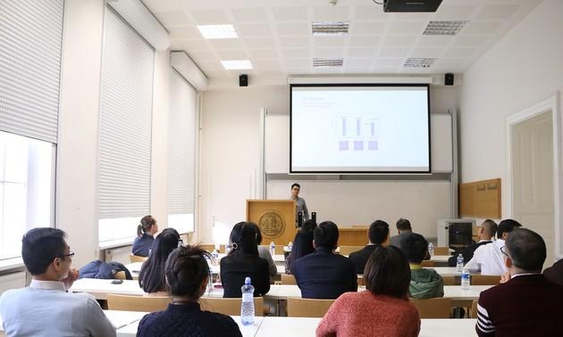 Séc: hội thảo nghiên cứu khoa học sinh viên lần thứ 5