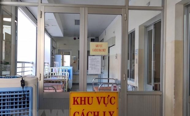 Hà Nội kiểm tra giám sát các trường hợp đi và về từ vùng dịch ở Hàn Quốc