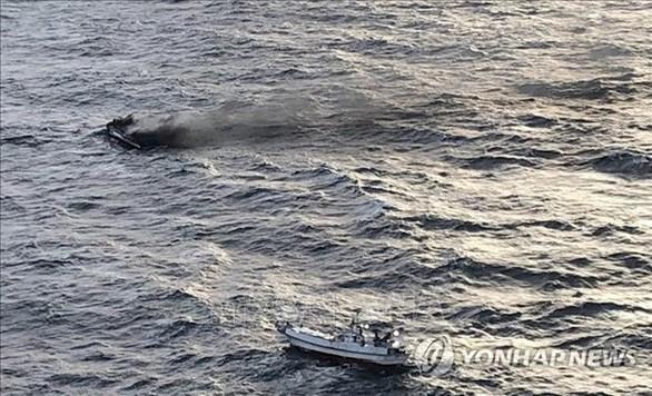 Đại sứ quán Việt Nam tại Hàn Quốc tiến hành bảo hộ công dân sau vụ cháy tàu cá ngoài khơi đảo Jeju