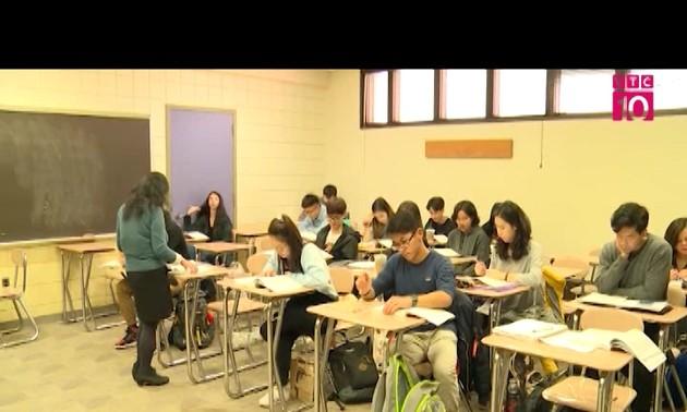 Du học sinh Việt tại Mỹ với ngày 30/4 lịch sử