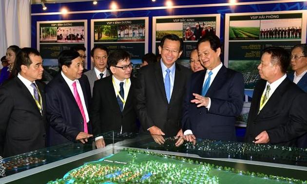 VSIP-Pola usaha patungan yang efektif antara Vietnam dan Singapura