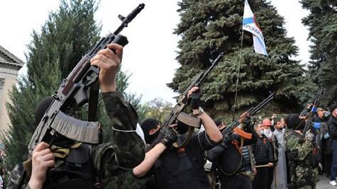 Ситуация на юго-востоке Украины продолжает осложняться