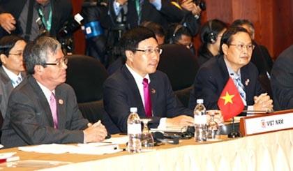 Расширение и углубление партнерских отношений на благо общих целей и интересов АСЕАН