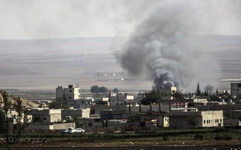США объявили о ликвидации нескольких сотен боевиков ИГ близ Кобани