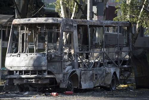 На востоке Украины продолжаются боевые действия