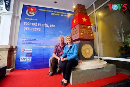 За первый квартал текущего года Вьетнам посетили более 3,2 млн зарубежных туристов