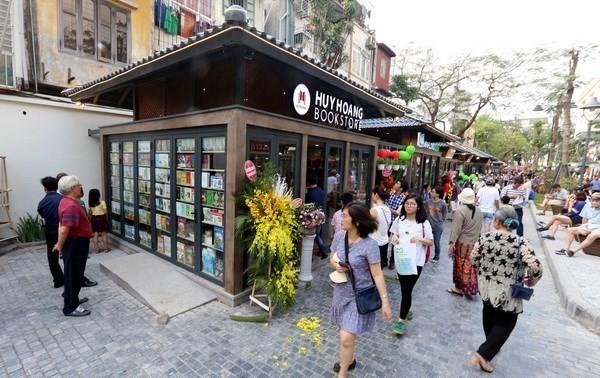В Ханое будет открыта книжная улица во время Тэта
