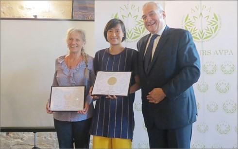 Вьетнамский чай получил премию на международном чайном конкурсе AVPA-Paris 2018