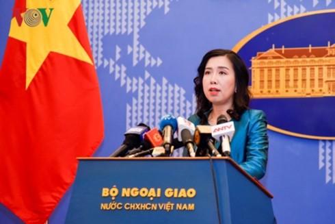 Вьетнам предлагает странам уважать и соблюдать морское право
