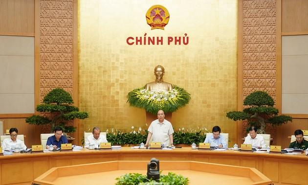В Ханое прошло очередное апрельское заседание правительства Вьетнама