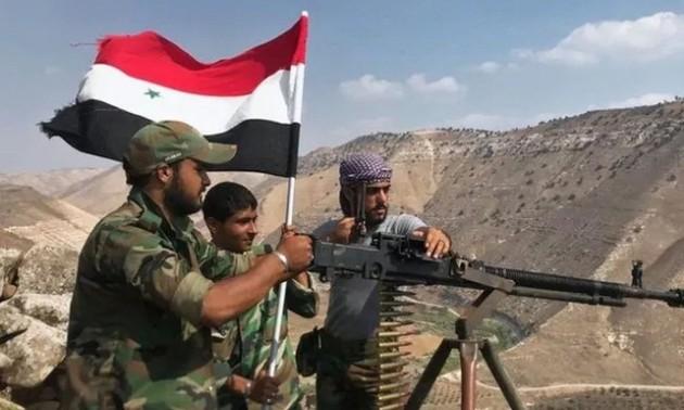 Правительство Сирии и курды достигли соглашения о размещении сирийских войск вдоль границы с Турцией