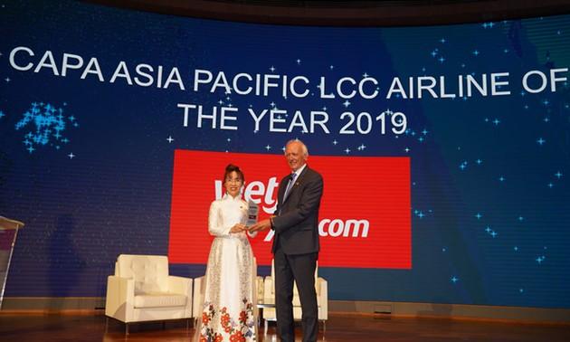 Лучшей бюджетной авиакомпанией АТР в 2019 году стал вьетнамский лоукостер «Vietjet»