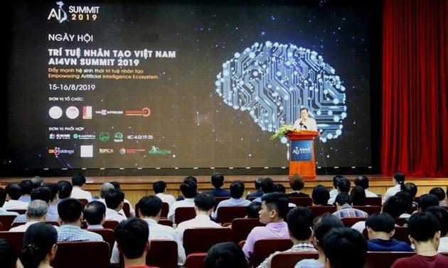 Вьетнам активизирует развитие искусственного интеллекта в области стартап-проектов