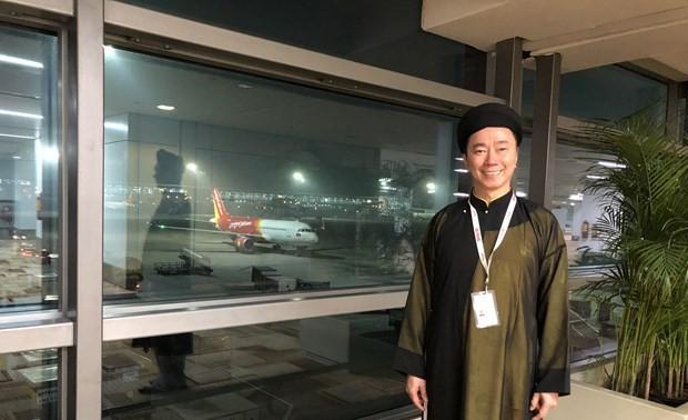 Авиакомпания Vietjet осуществила первый прямой рейс между Ханоем и Нью-Дели